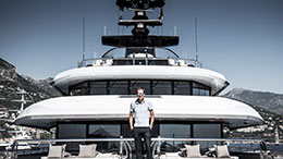 Life through a lens - A portrait of Superyacht photographer Tom van Oossanen