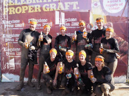 It's official - we are Tough Mudders!