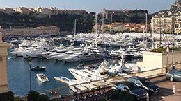 Sun, style, sophistication… and more than just a few Superyachts!